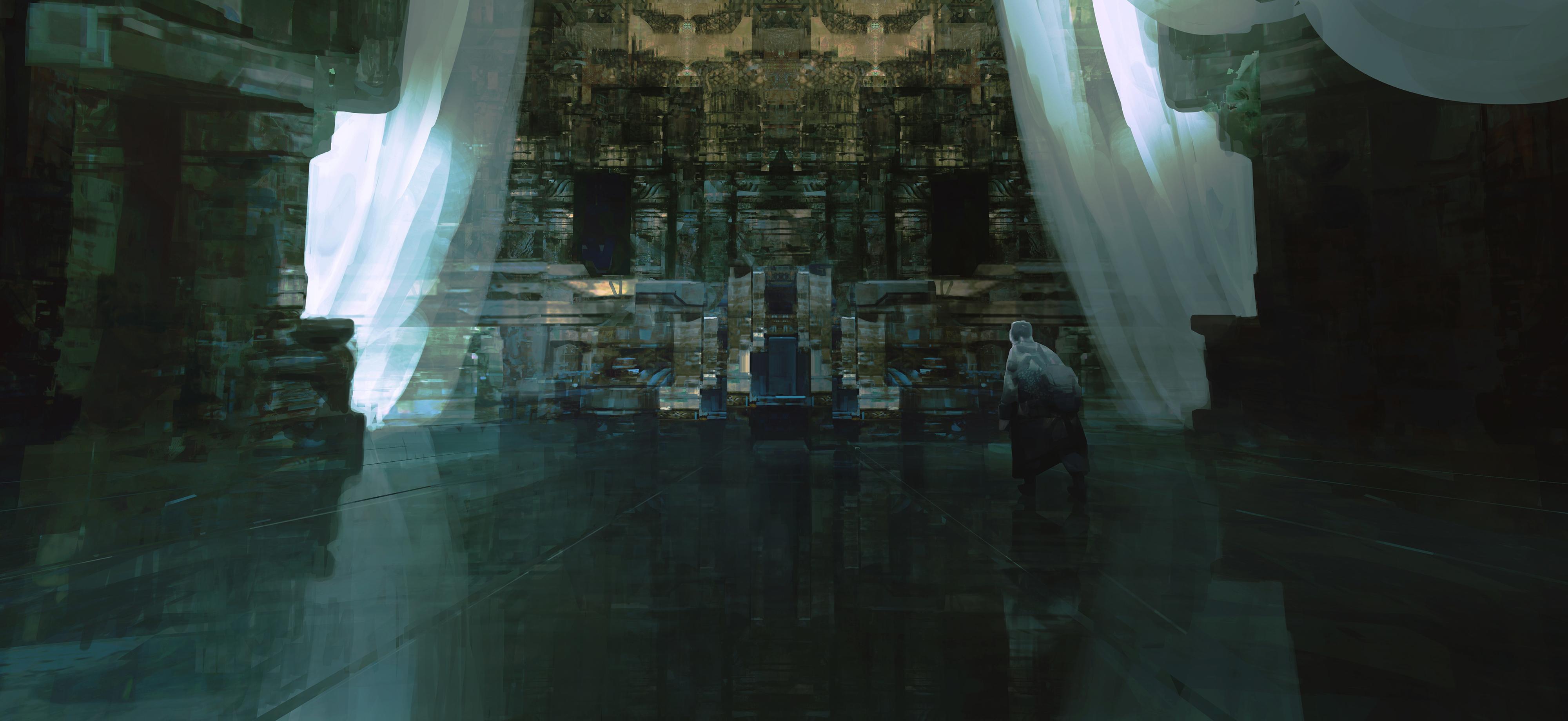 Shuriman palace