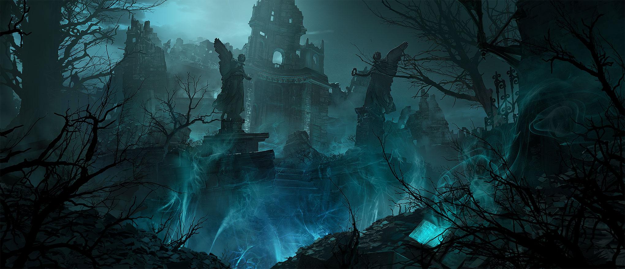 Shadow Isle Castle