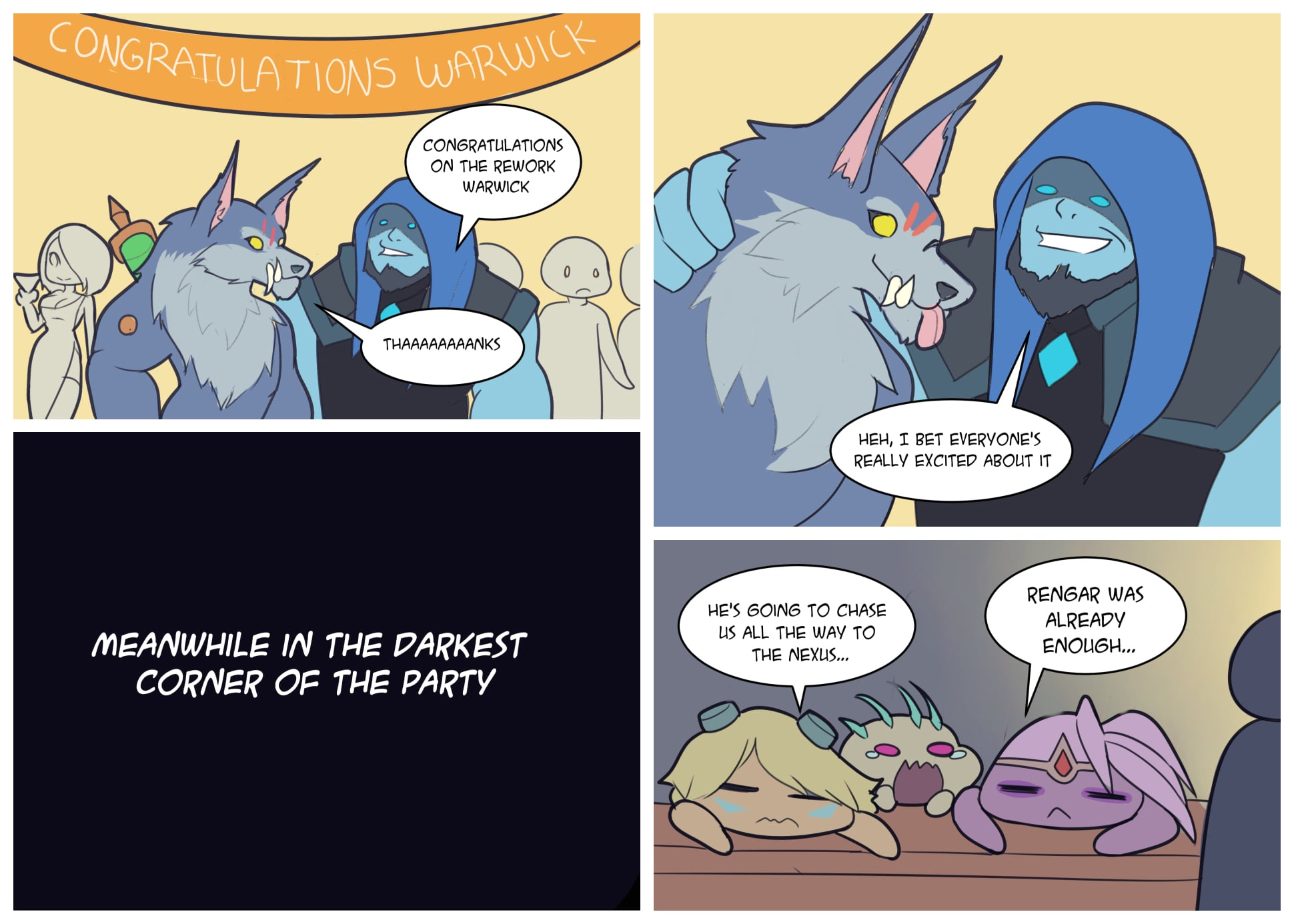 Comic by Dream Vessel (http://www.dream-vessel.com/post/155862176323/lolwarwick-rework)
