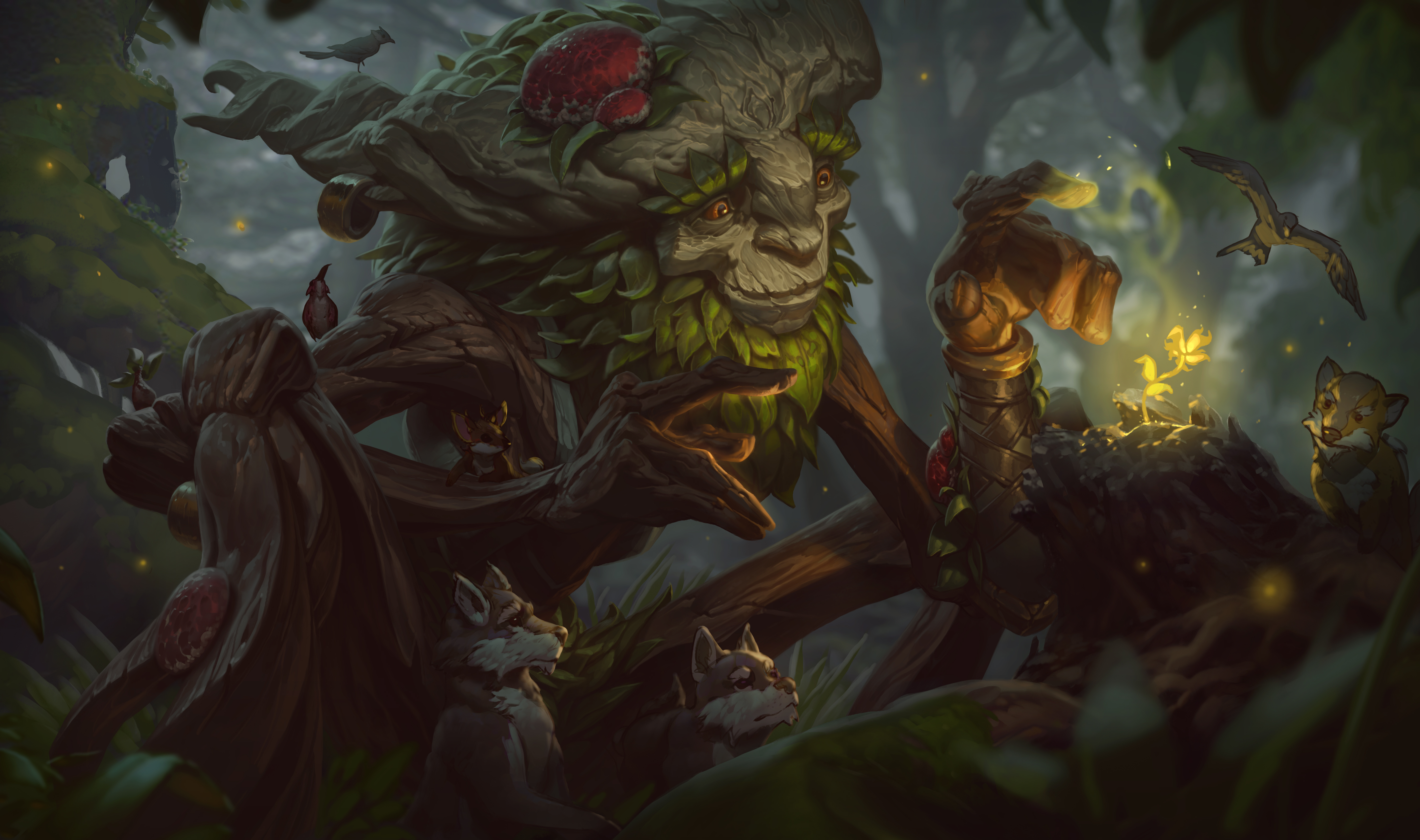 Ivern Splash Art