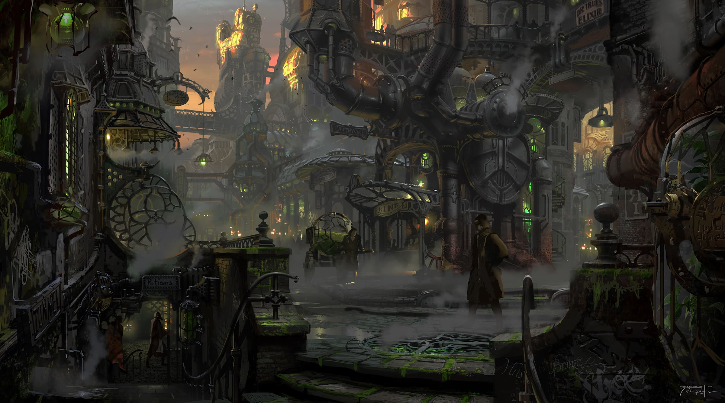City of Zaun