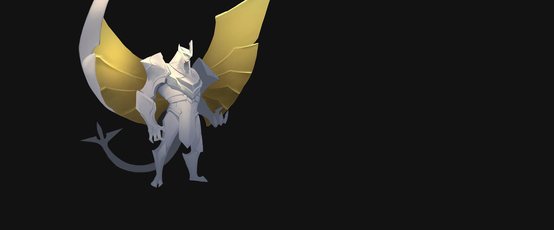 Galio Nexus League Of Legends
