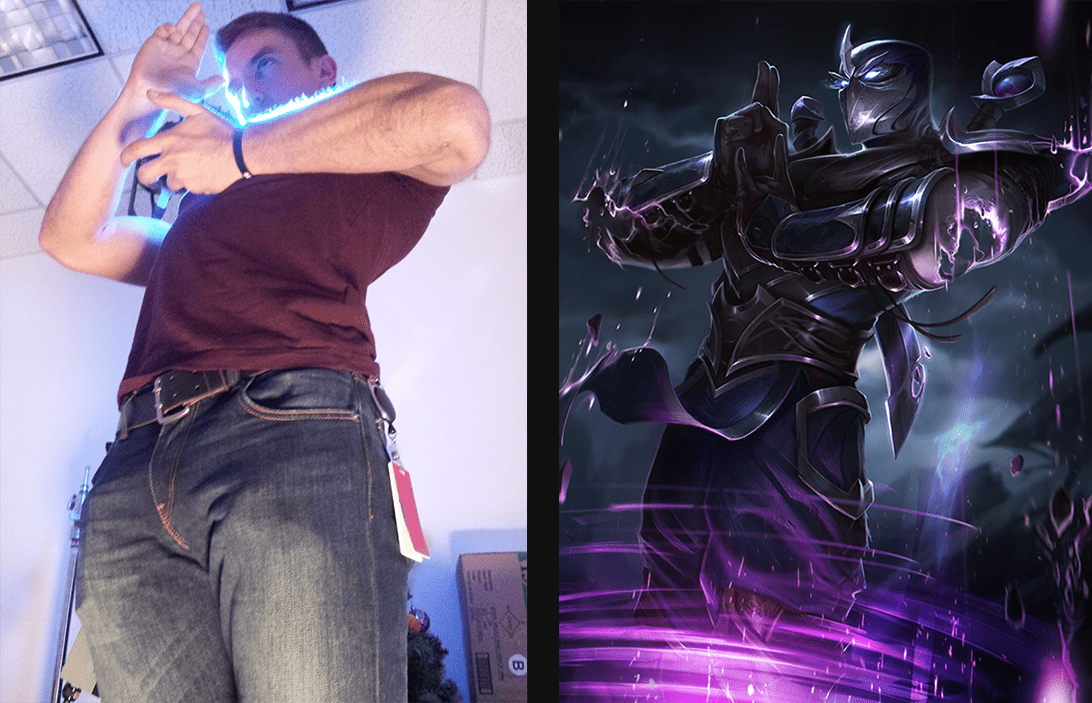 Making a Splash with Reference Photos – League of Legends