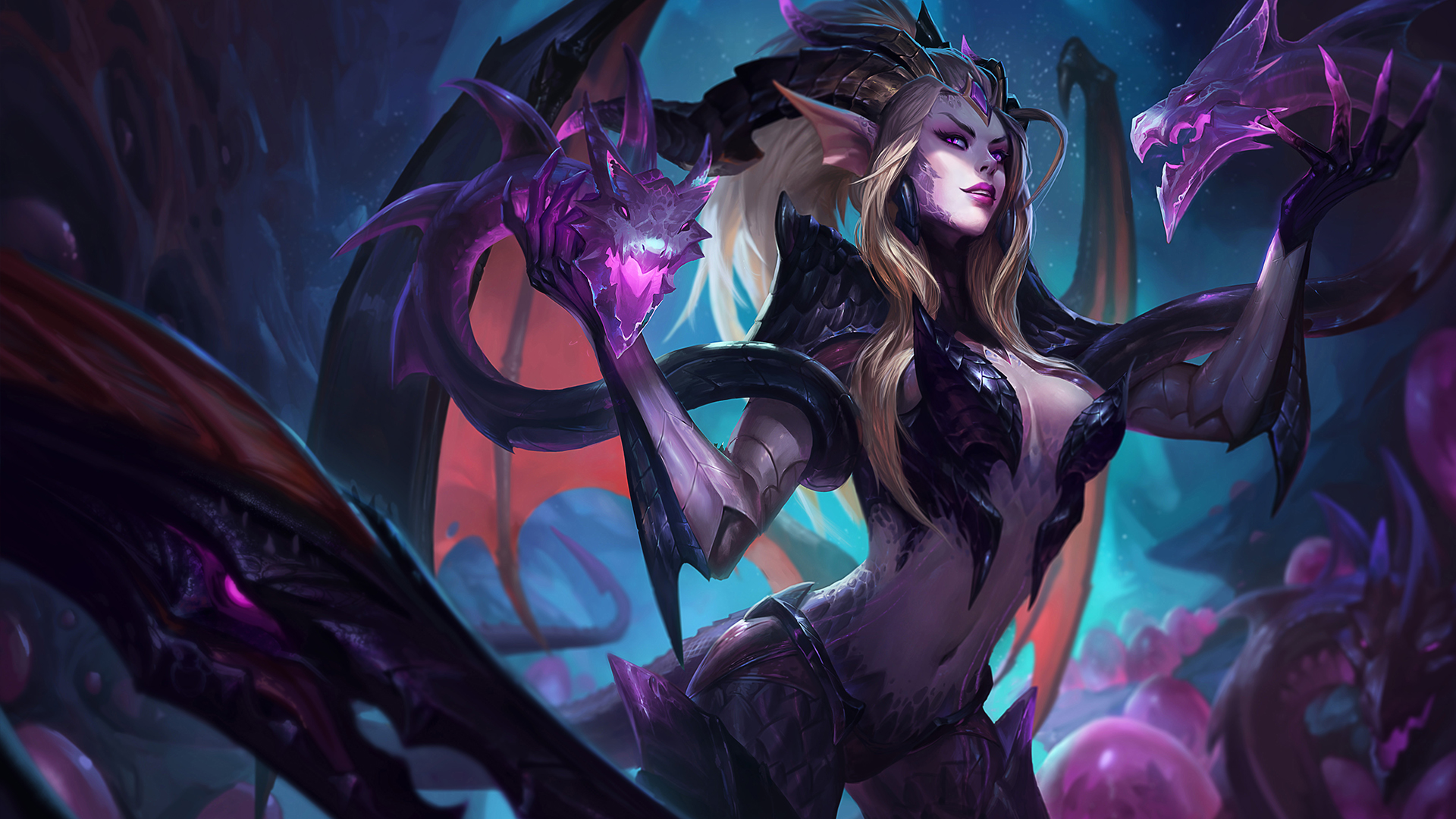 /dev: On Sound Design for the Dragon Sorceress – Nexus
