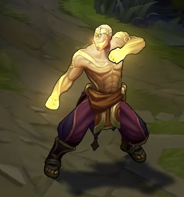 God Fist Lee Sin, Final