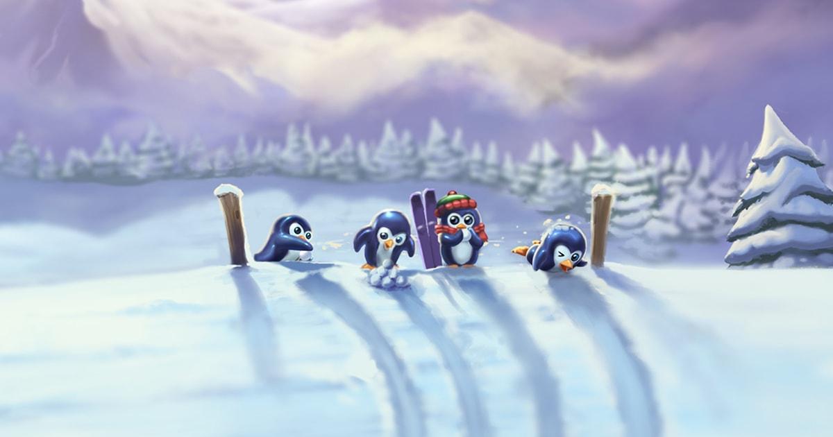 League Of Legends Winter