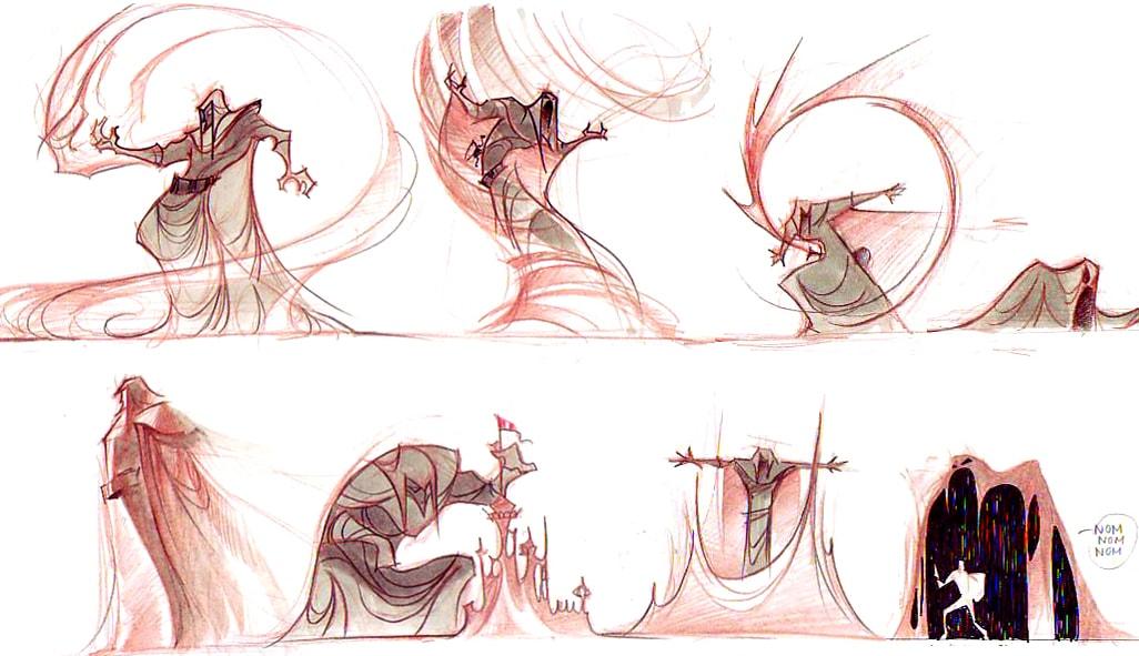 Seth Animation Study