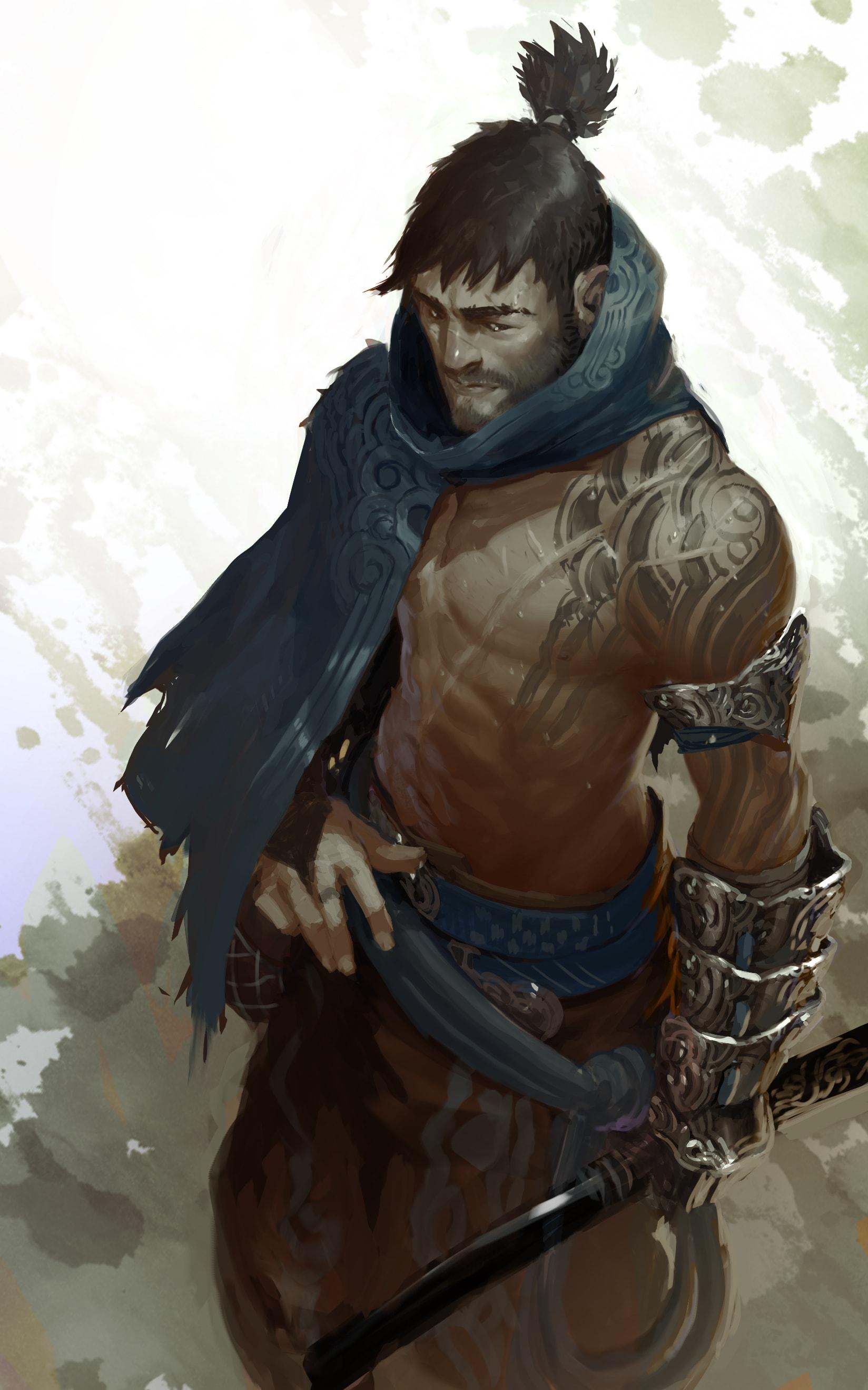 Origins: Yasuo – League of Legends