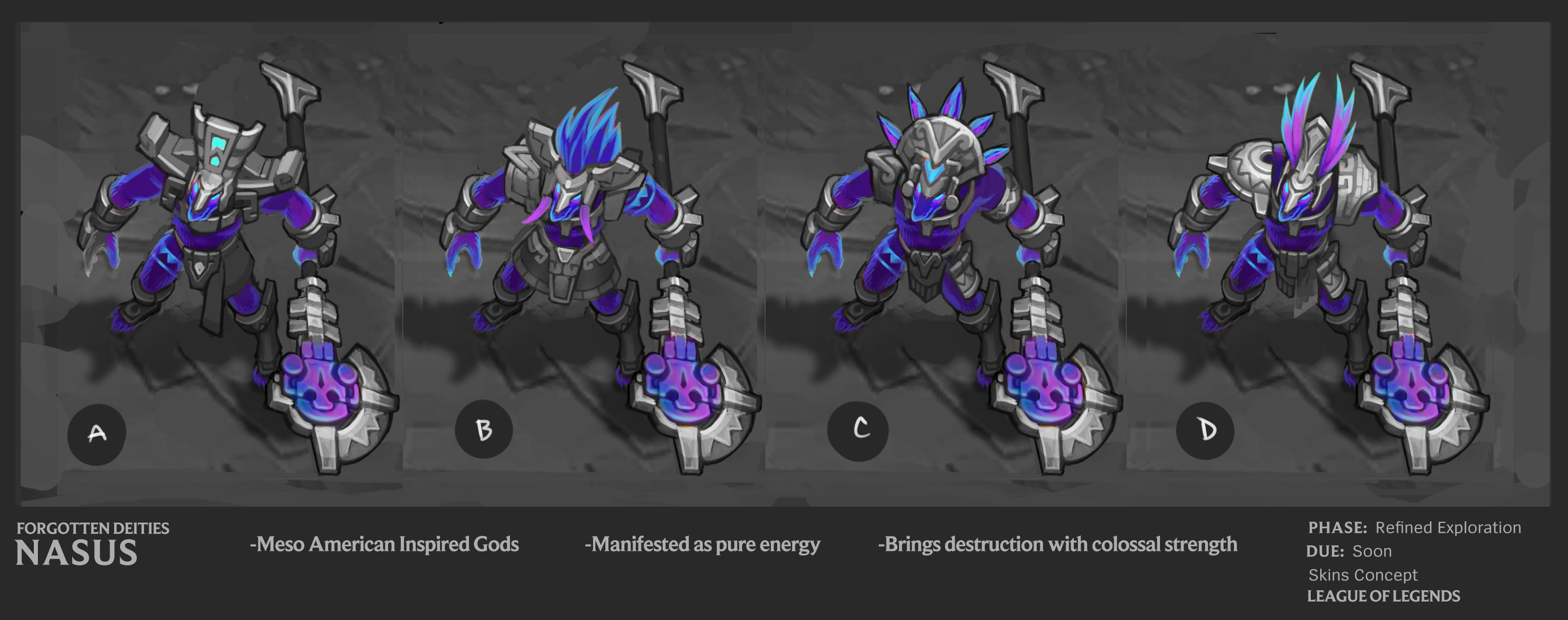 Product pillars for Worldbreakers