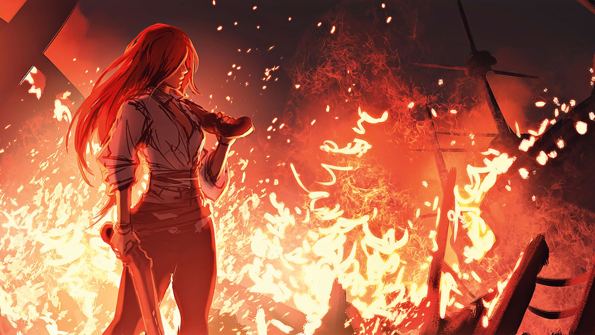 Anime girls record of agarest war 2 true end walkthrough part 032 super ecchi milking aina sexy - 5 5