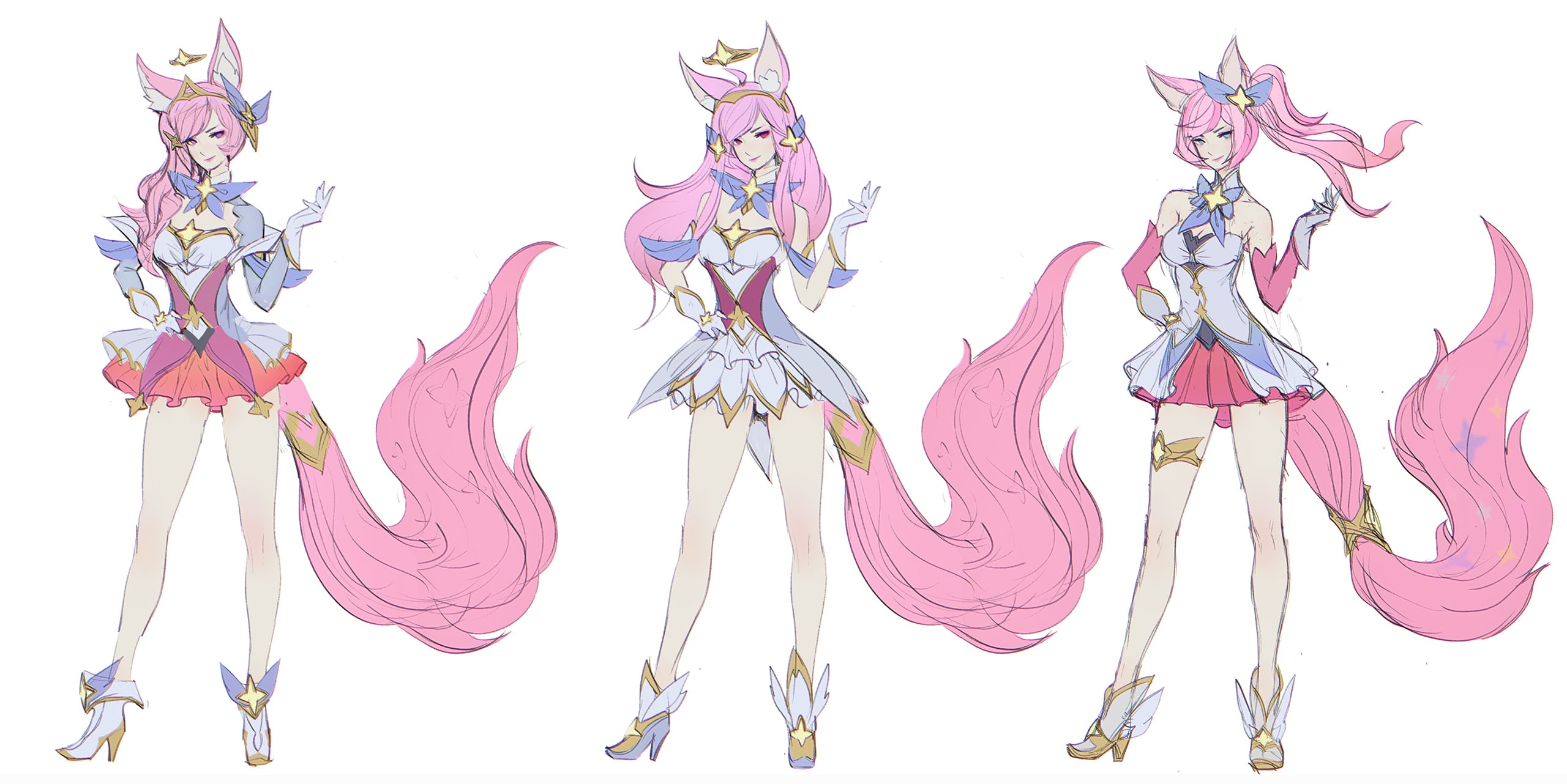 Star Guardian Ahri Exploration