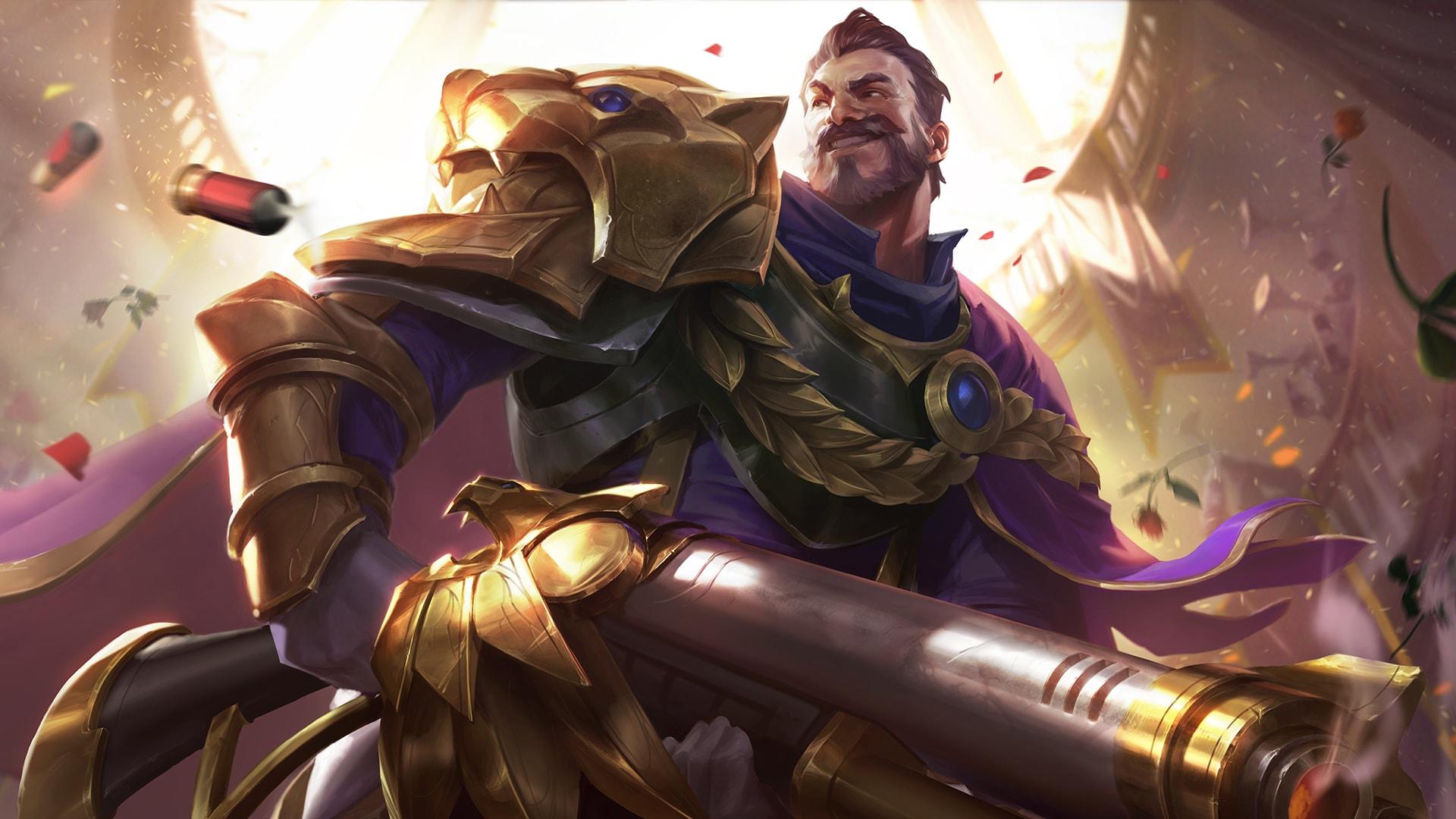 Pregúntale A Riot Campeones Victoriosos Nexus