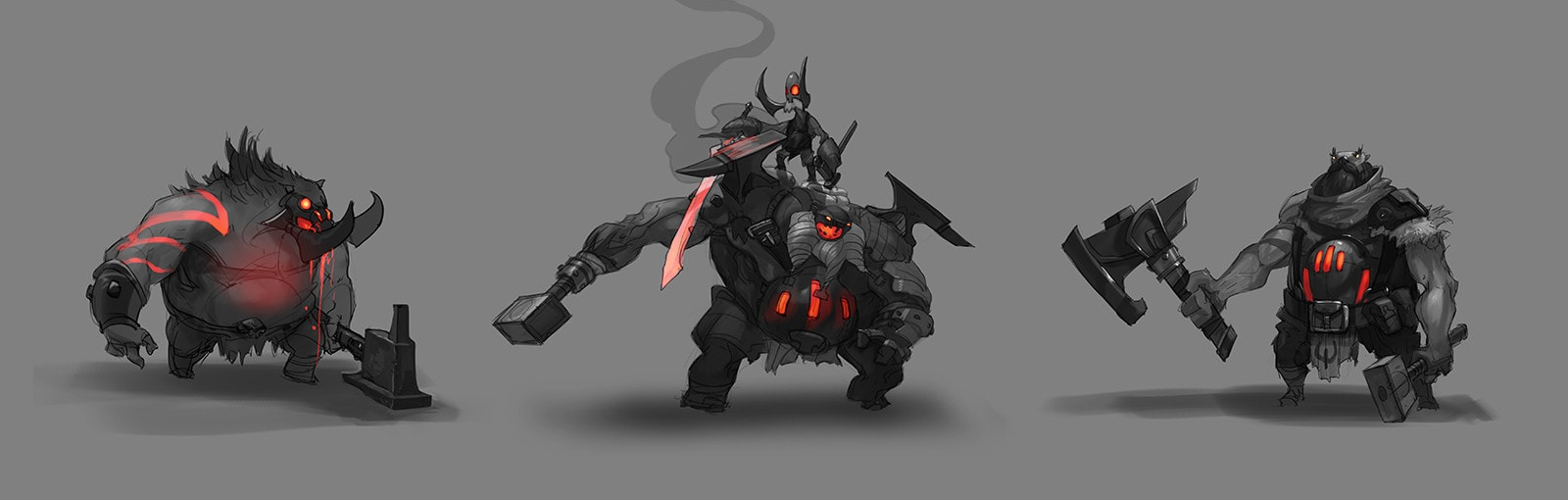 Pre-Development Ornn, several options, mid-2013