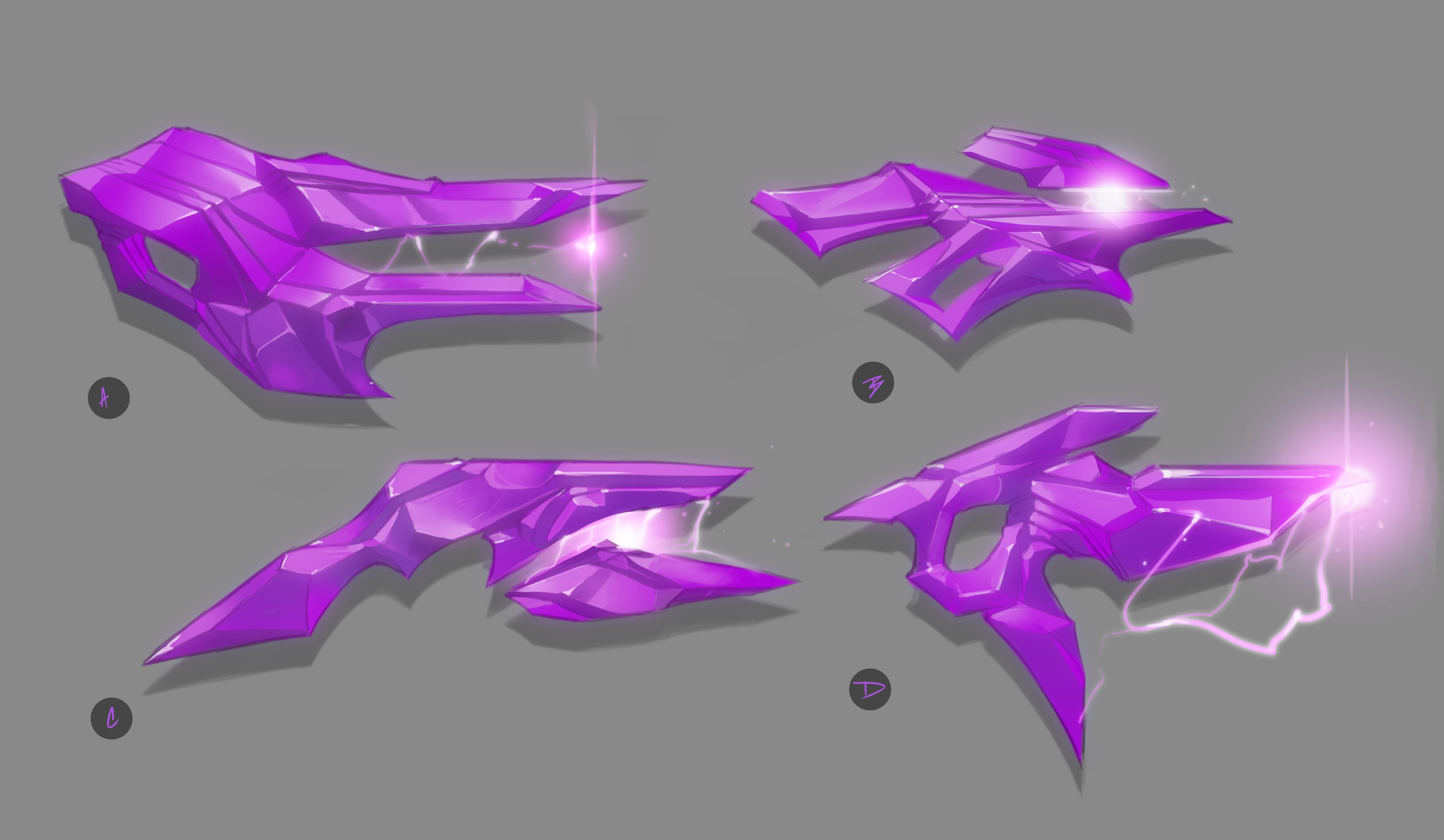 It's 100% authentic pure unaltered raw Void crystal.