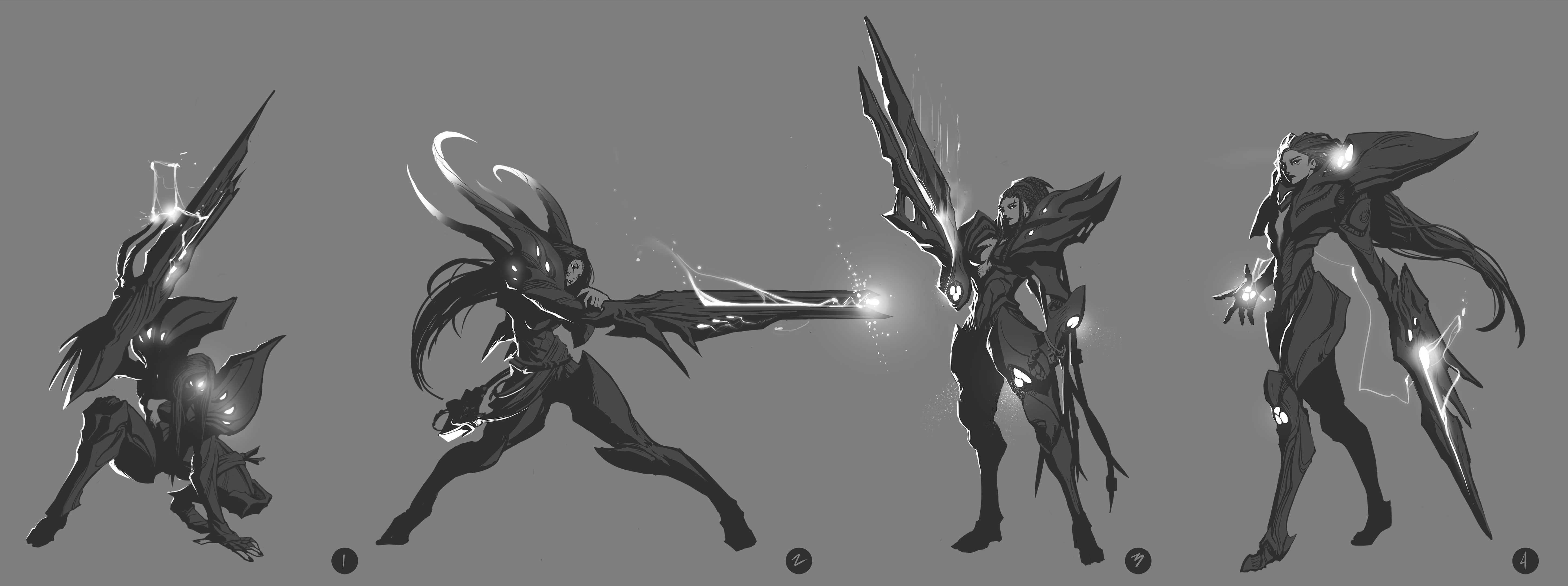 I Like Every Single Kai Sa Concept More Than The Champion That We Have Now Leagueoflegends