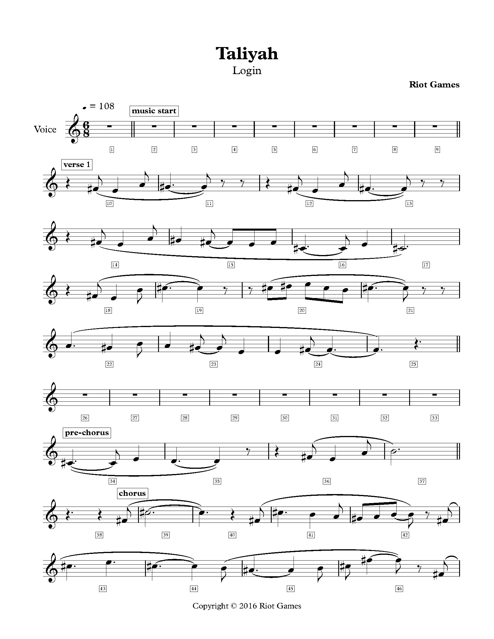 Taliyah_Notation_Vocal_Page_1