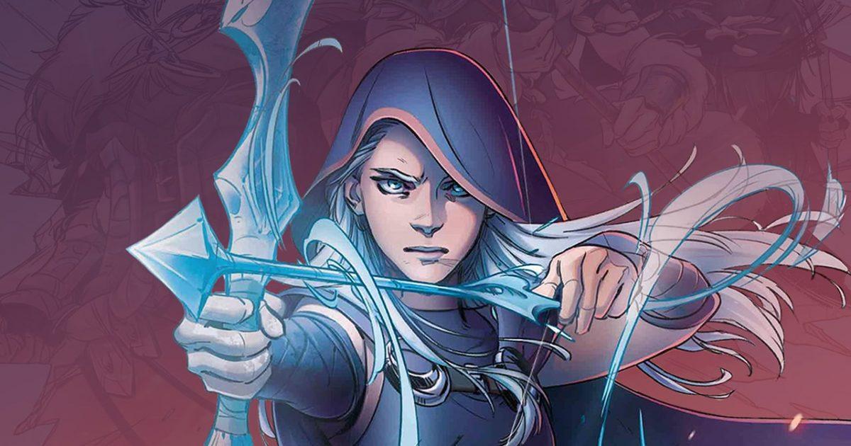 dev diary: League Comics and Marvel – League of Legends