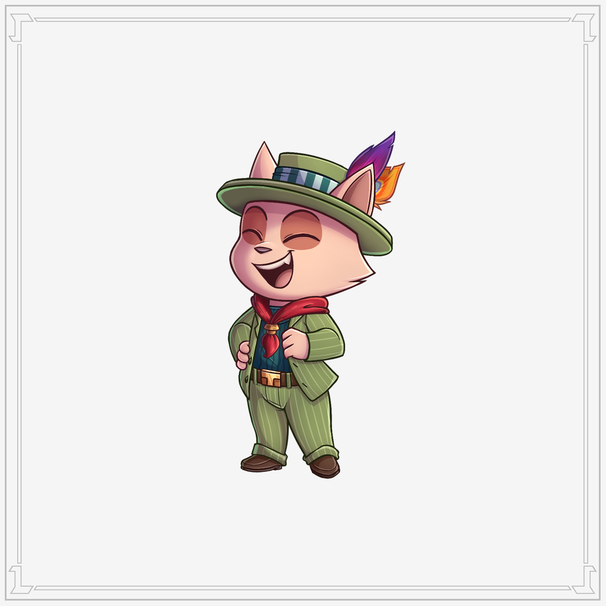 Teemo by Recon Scout Teemo