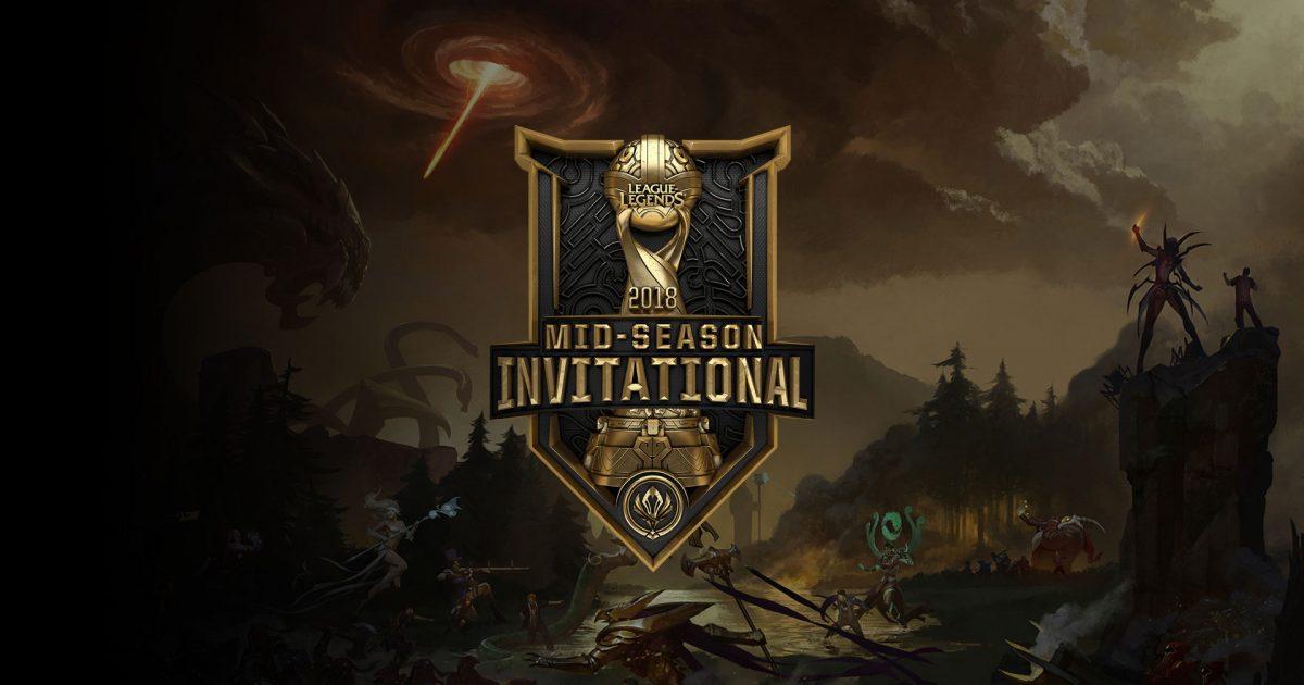 2018 Mid-Season Invitational Tickets – League of Legends