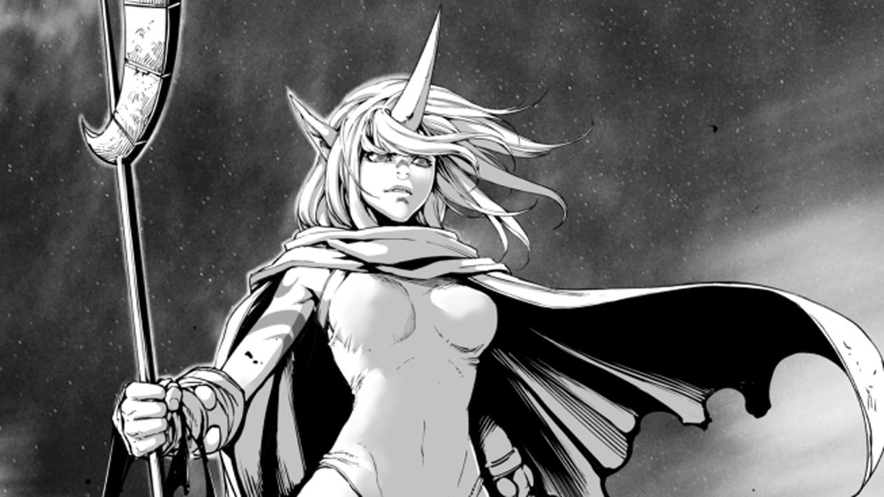 Community Comic Collab: Irelia Pt  4 – League of Legends