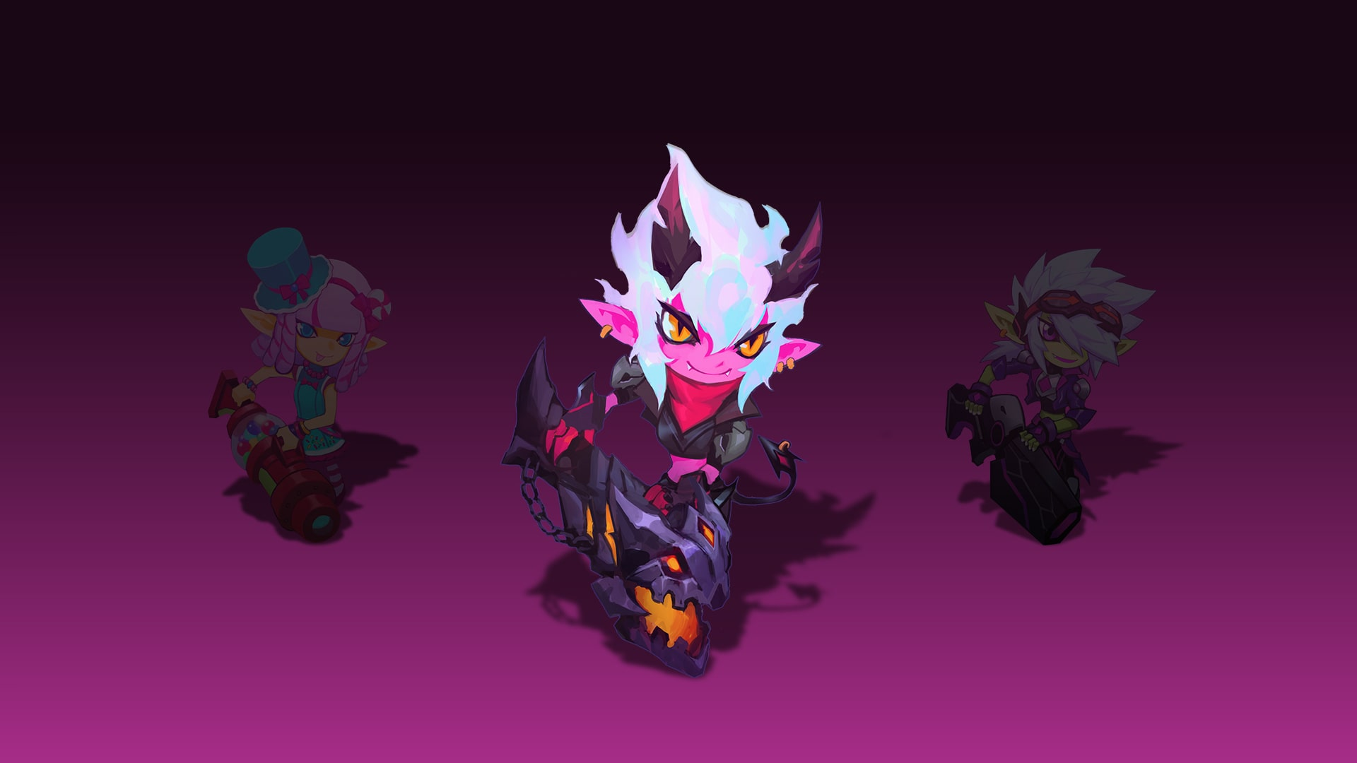 league of legends tristana skin