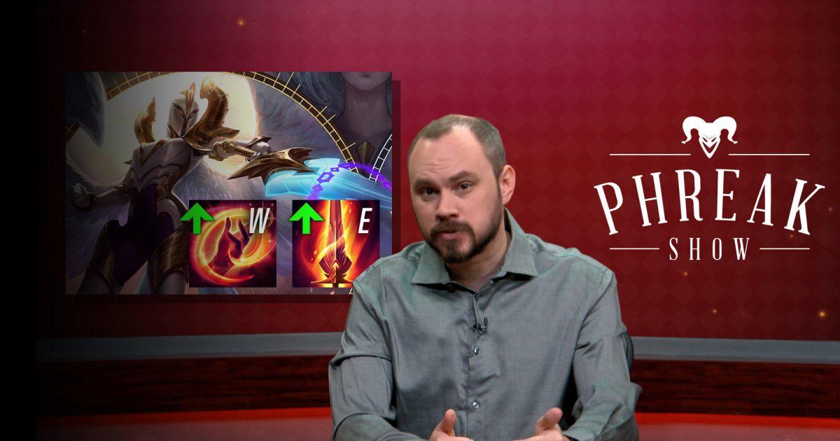 Phreak Show   The Playoffs Patch – League of Legends