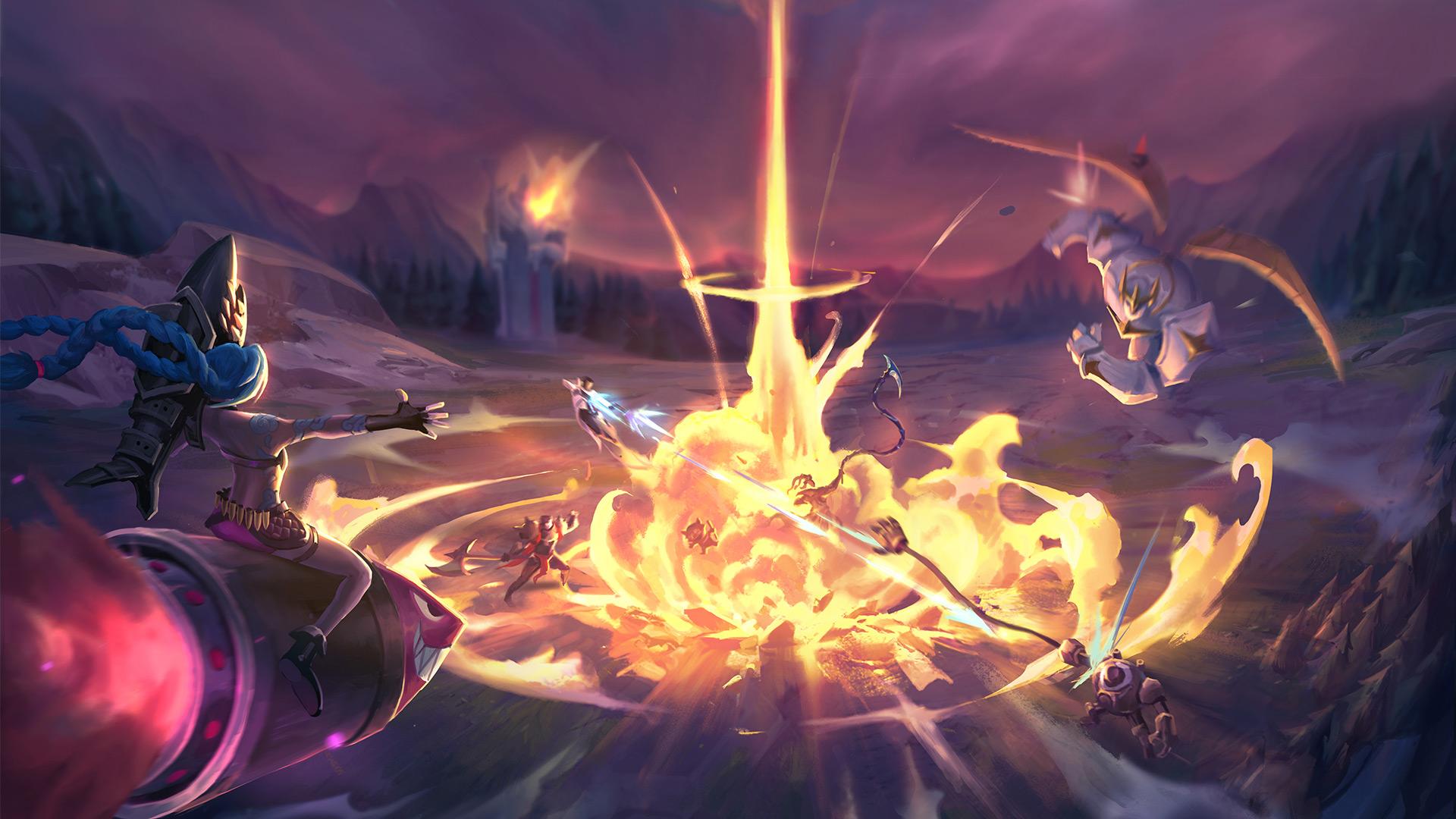 Christmas In July Sales Blitz.Dev Nexus Blitz Wrap Up League Of Legends