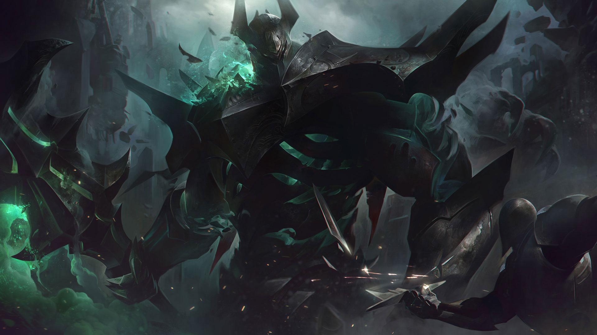 Mordekaiser Update Rundown – League of Legends