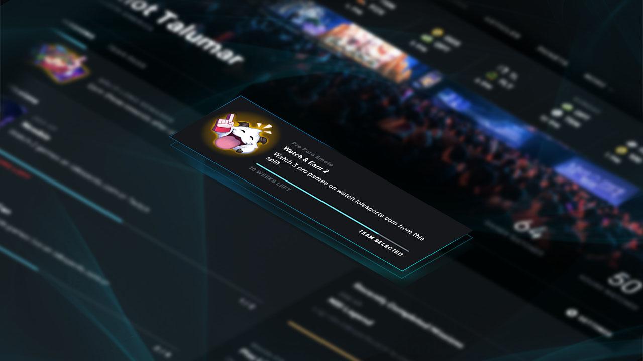 Team Pass & Fan Pass Hit the Rift on May 31 – League of Legends