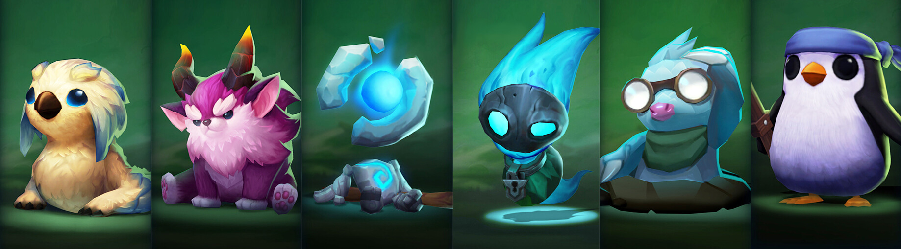 dev: Little Legends in Teamfight Tactics – League of Legends