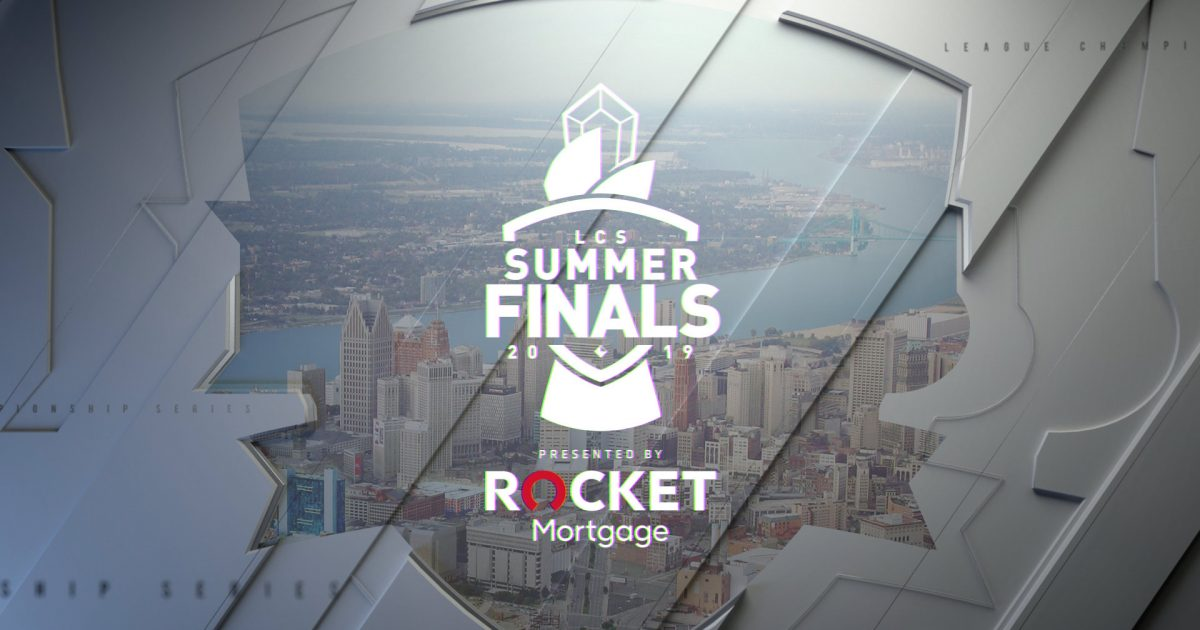How to buy tickets for the 2019 LCS Summer Finals presented by