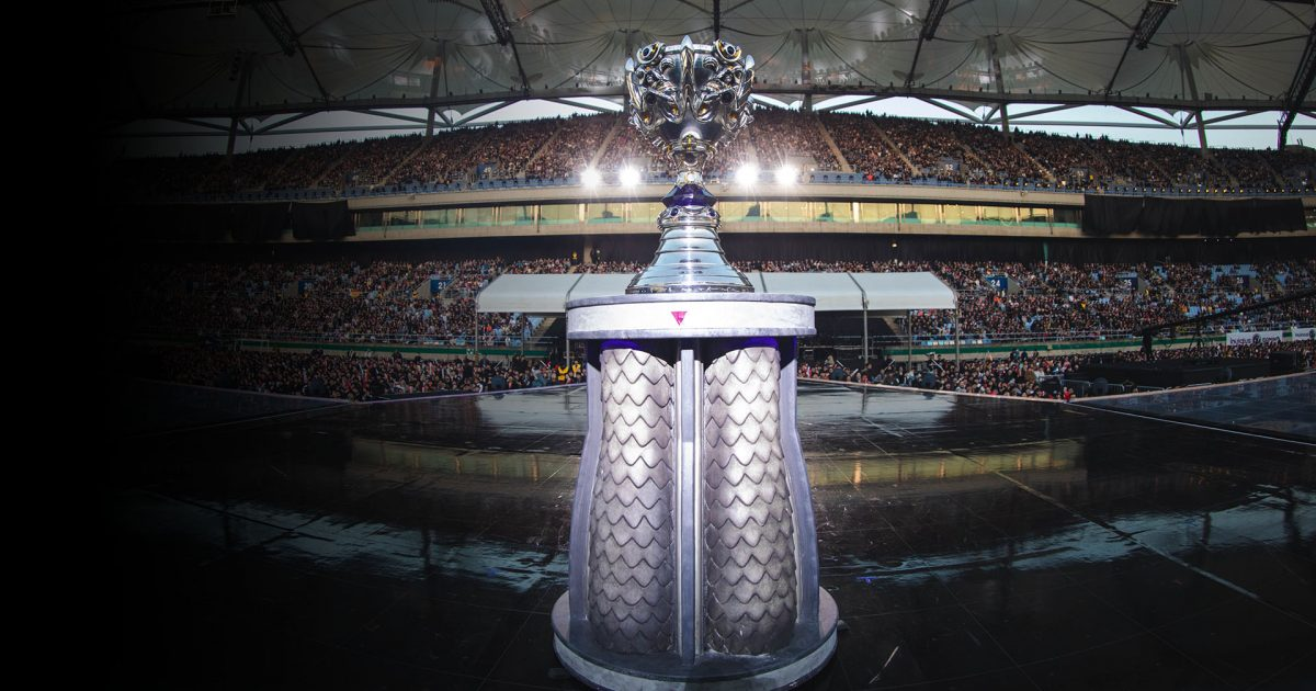 2019 World Championship Cities, Venues, & Dates – League of