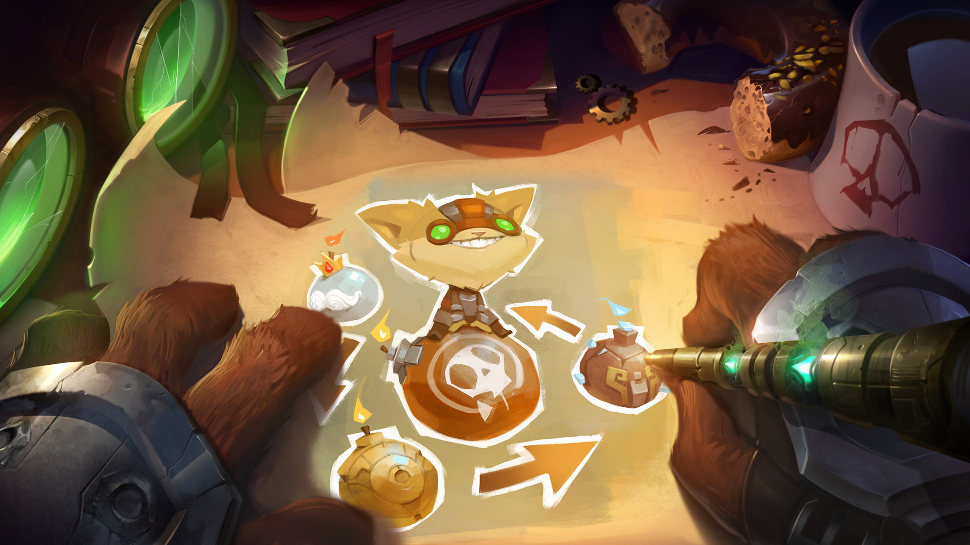 dev: State of Modes – League of Legends