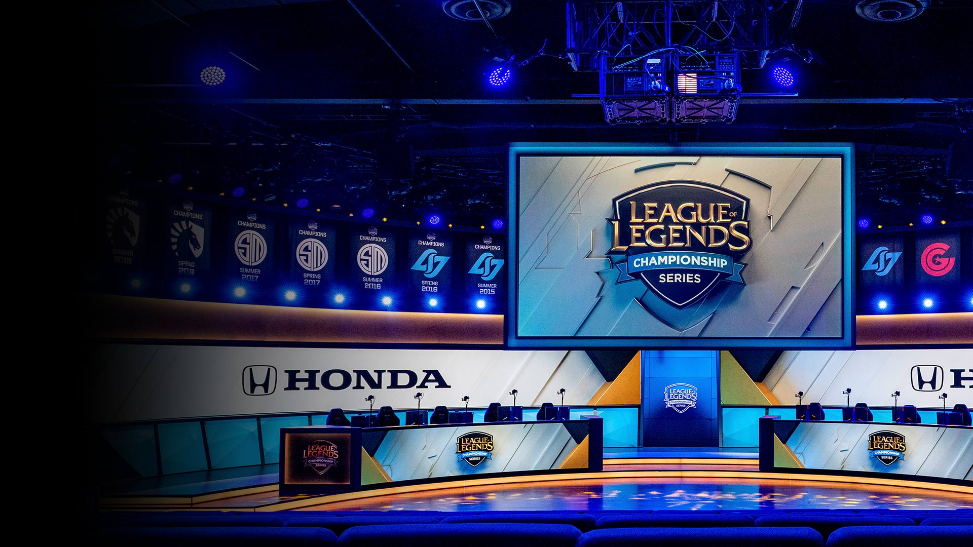 Home of the LCS (League of Legends Championship Series – North