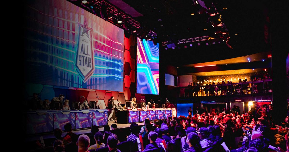 Charity Events In Los Angeles December 2020.2019 All Star Event League Of Legends